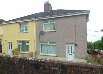 Thumbnail 3 bed semi-detached house for sale in Park View, Llantrisant, Pontyclun