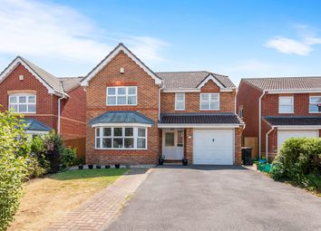 Thumbnail 4 bed detached house to rent in Crabtree Way, Old Basing, Basingstoke
