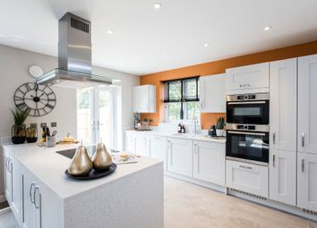 "Thumbnail 4 bed detached house for sale in ""The Osterley Sp"" at Mill Lane, Chinnor"