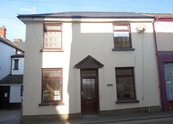 Thumbnail 2 bedroom end terrace house to rent in Bell Street, Talgarth, Brecon