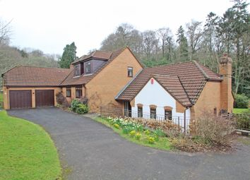 Thumbnail 6 bed detached house for sale in Parkfield Drive, Manor Park, Plymouth