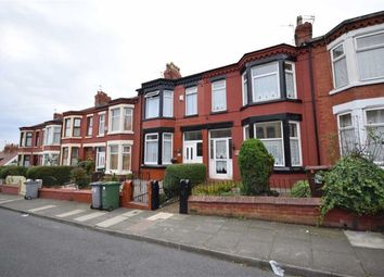 Thumbnail 4 bed terraced house to rent in St Elmo Road, Wallasey, Merseyside