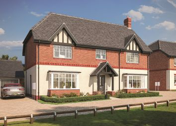 "Thumbnail 4 bed property for sale in ""The Tetbury"" at Main Street, East Challow, Wantage"