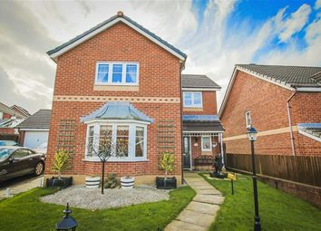 Thumbnail 4 bed detached house for sale in Moorside Drive, Clayton Le Moors, Accrington