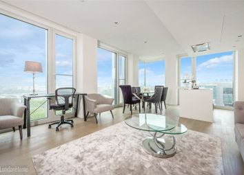 Thumbnail 2 bed flat for sale in Southbank Tower, Upper Ground, Southwark, London
