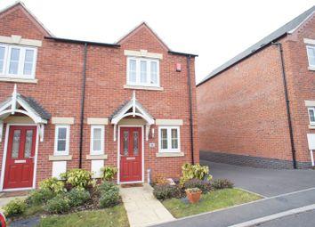 Thumbnail 2 bed semi-detached house to rent in Dalton Road, Belper