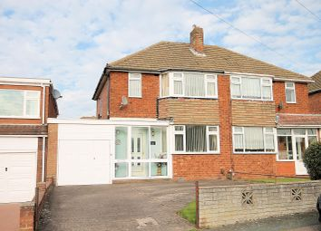 Gorsy Bank Road, Tamworth B77. 3 bed semi-detached house for sale