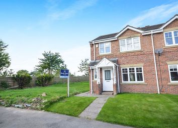 Thumbnail 3 bedroom semi-detached house to rent in Paddock Hill, Malton