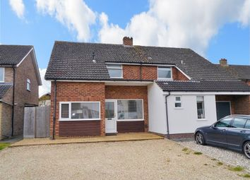 Thumbnail 3 bed semi-detached house to rent in Farm Road, Abingdon-On-Thames