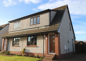 Thumbnail 2 bed semi-detached house for sale in Fernhill Crescent, Windygates, Leven