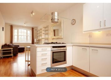 Thumbnail 1 bed flat to rent in Davey Close, London