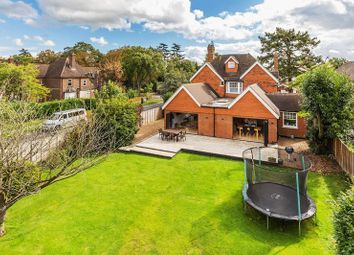 Thumbnail 4 bed detached house for sale in Massetts Road, Horley, Surrey
