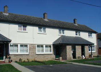 Thumbnail 2 bedroom terraced house to rent in Magdalene Close, Longstanton
