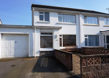 Thumbnail 3 bed property for sale in Causie Drive, La Rue De Causie, St. Clement, Jersey
