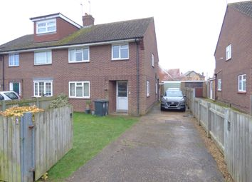 Thumbnail 3 bed semi-detached house for sale in Willow Way, Ampthill, Beds