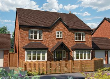 """Thumbnail 4 bed detached house for sale in """"The Meriden"""" at Mandale Close, Bishops Itchington, Southam"""