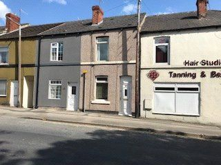 Thumbnail 2 bed terraced house to rent in Snape Hill Lane, Dronfield, Derbyshire