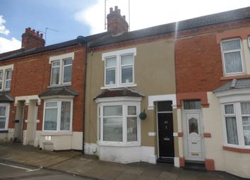 Thumbnail 2 bedroom terraced house for sale in Leslie Road, Semilong, Northampton