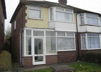 Thumbnail 3 bed semi-detached house for sale in Old Bromford Lane, Birmingham
