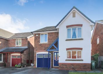 Thumbnail 4 bed detached house for sale in Clarkson Court, Hartlepool