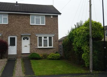 Thumbnail 2 bed end terrace house to rent in Sherwood Drive, Harrogate