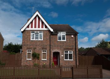 Thumbnail 4 bedroom detached house for sale in Old Church Street, Leicester