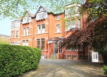 Thumbnail 3 bed flat for sale in Greenbank Drive, Sefton Park, Liverpool