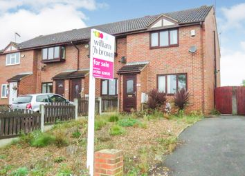 3 bed end terrace house for sale in Frederick Street, Catcliffe, Rotherham S60