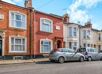 Thumbnail 4 bed terraced house for sale in Burns Street, The Mounts, Northampton