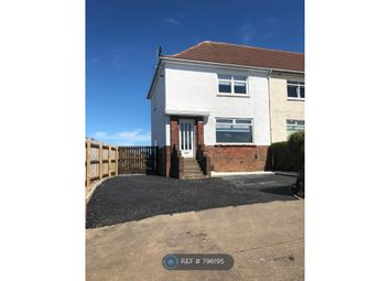 Thumbnail 2 bed end terrace house to rent in New Street, Kilmarnock