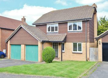 Thumbnail 4 bed detached house for sale in Warnford Road, Farnborough, Orpington