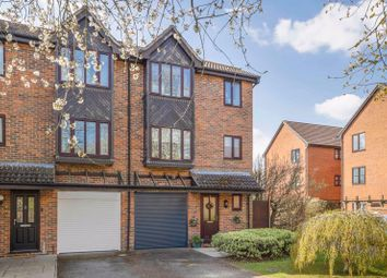 Thumbnail 3 bed town house for sale in Tempsford, Welwyn Garden City