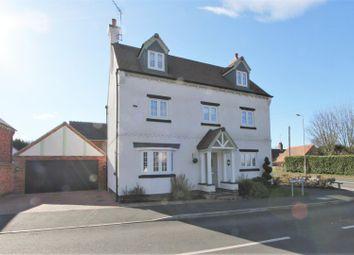 Thumbnail 5 bed detached house for sale in Pottery Lane, Lount, Ashby-De-La-Zouch