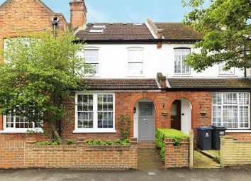 Thumbnail 5 bedroom terraced house for sale in Mount Road, New Malden