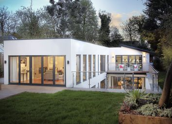 Thumbnail 5 bed detached house for sale in Common Road, Stanmore