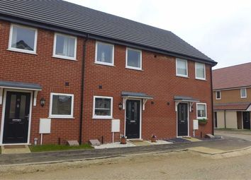 Thumbnail 2 bed terraced house to rent in Cherry Paddocks, Cherry Willingham, Lincoln