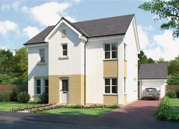 "Thumbnail 4 bedroom detached house for sale in ""Gala"" at Glendrissaig Drive, Ayr"