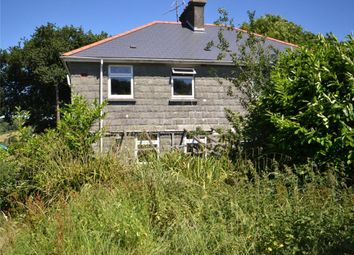 Thumbnail 3 bedroom semi-detached house for sale in Burnshall Cottages, Chillaton, Lifton, Devon