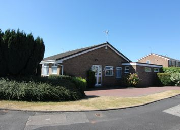 Thumbnail 3 bed semi-detached bungalow for sale in Overdale Drive, Walsall