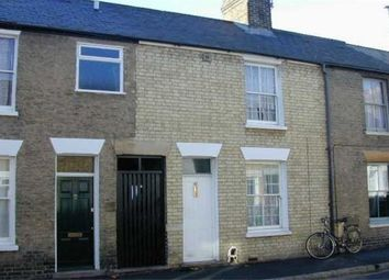 Thumbnail 2 bedroom terraced house to rent in York Street, Cambridge