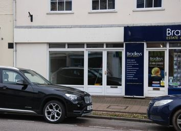 Thumbnail Commercial property to let in High Street, Honiton, Devon