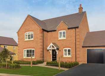 "Thumbnail 4 bed detached house for sale in ""The Plumpton"" at Willow Bank Road, Alderton, Tewkesbury"