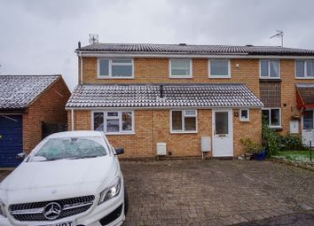 Thumbnail 4 bed semi-detached house for sale in Briardale, Ware