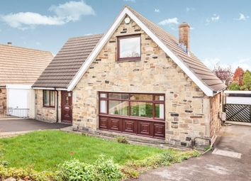 Thumbnail 4 bed detached bungalow for sale in Kitson Hill Road, Mirfield