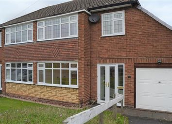Thumbnail 3 bed semi-detached house to rent in Sunningdale Road, Dudley