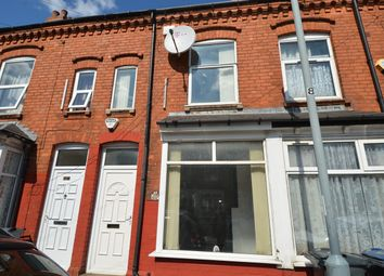 Thumbnail 3 bed terraced house for sale in Kitchener Road, Selly Park, Birmingham