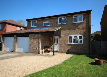 Thumbnail 4 bed detached house for sale in The Fairway, Maidenhead