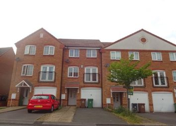 Thumbnail 3 bed town house to rent in Newhome Way, Walsall