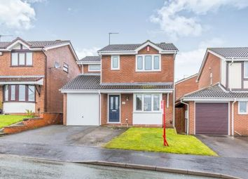 Thumbnail 3 bed detached house for sale in Barbridge, Waterhayes, Newcastle Under Lyme, Staffordshire