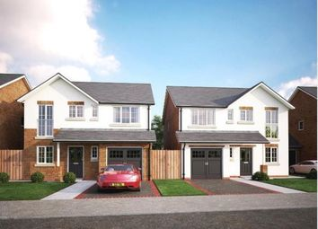 Thumbnail 4 bed detached house for sale in The Pembroke – Plots 2, 3, 5, 6, Summerhill Farm, Drovers Lane, Caerwys